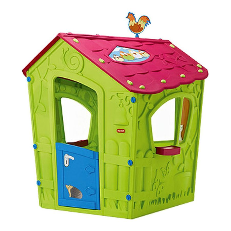 KETER Домик Magic PlayHouse 1100х1100х1310 мм.